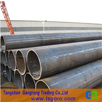 low carbon or mild steel staight seam welding pipe