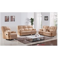 modern design home furniture leather recliner sofa