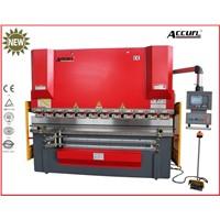 WC67Y Hydraulic Bending Machine with DA52 3+1 Axies