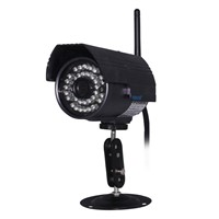Waterproof mini outdoor insert tf card security monitor ip camera