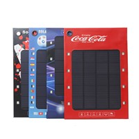 Portable USB Solar Energy Panel Power Bank 1000mah Solar Panel Charger for Mobile Phone MP3/MP4