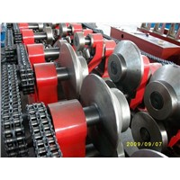 Auto z purlin roll forming machine China TIANYUAN