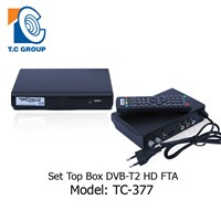 SET TOP BOX DVB-T2 HD FTA TC-377
