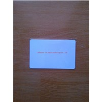 4k blank pvc cpu cards