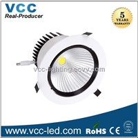 2014 CE ROHS dimmable 3W COB led downlight