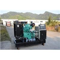 Cummins Diesel Engine Generator with Open-type Stamford Alternator Brushless Type