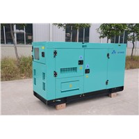 Generator Set Sound-proof Type Powered by Deutz Diesel Engine Stamford Alternator 80kW