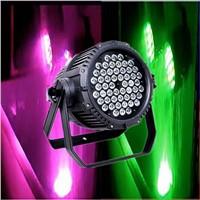 HOT!!!IP65 led 54*3w led dj led party lights