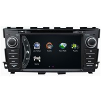 Ouchuangbo car auido gps radio for Nissan Teana 2013 with bluetooth MP3 radio player
