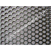 Carbon Steel Perforated Sheet and Plate