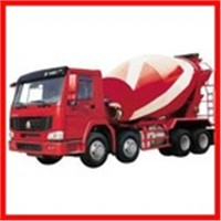 Sinotruk HOWO Concrete Mixer Truck 16cbm 8x4 ZZ5317GJBS3267W