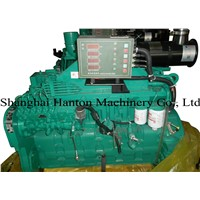 Cummins 6CTA8.3-G diesel engine for generator set and water pump set drive