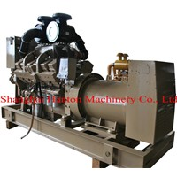 Cummins diesel marine generator set with KTA38-DM diesel engine