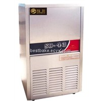 Ice maker output:48-55kg BY-SD43