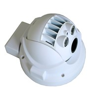 Megapixel HD IR Mini Dome Camera (2 IR LED)