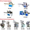 Automatic Nitrogen Packing Machine Modified Atmosphere Packaging Machine
