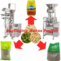 Automatic Beans Packing Machine Pulses Packing Machine Nuts Packing Machine