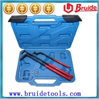 Automotive tool of 3pcs timing belt  double pin tools
