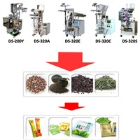 Flower Tea sachet Packaging Machine Automatic Tea Packing Machine