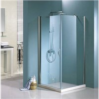 Pivot Shower Door/Shower Enclosure HE129