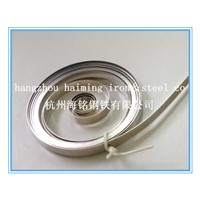 sk5 s60c ck75 ck70 65Mn precision spring stel strip with round or deurred edge