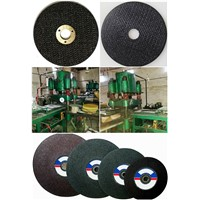 "4""Inch T41 105X1.2X16MM abrasive cutting wheel for stainless steel and stone"