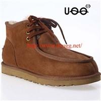 D021 Men's Sheepskin snow boots
