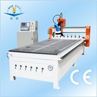 NC-L1325 ATC CNC Router Used for Woodworking