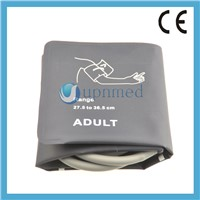 No-Bladder Adult Single/Dual Blood pressure cuff