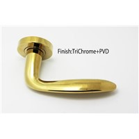coated door handles