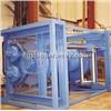 Electric hydraulic marine winch