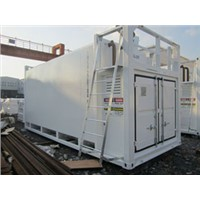 ITP series tank container, bunded fuel tank, double walled fuel tank