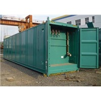 ITT series tank container, bunded fuel tank