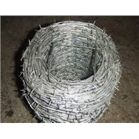 Cheap Galvanized Barbed Wire/Gl Barbed Wires/Caltrop Wires Factory