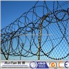 Razor barbed wire mesh for fence