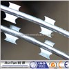 Security fencing razor barbed wire/razor combat wire/safety razor wire
