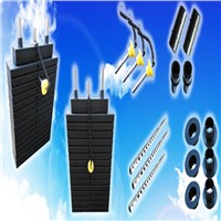 sell steel weight stack for fitness equipment