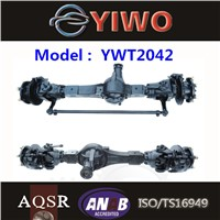 Light truck pickup 2500kg truck front drive steer axle assembly disc brake