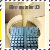 electric conductive silver paste for LED light