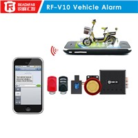 2015 NEW Real-Time Tracker & Electric Bicycle Alarm anti-theft system RF-V12