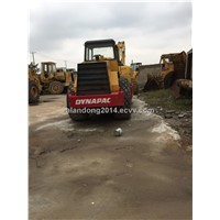 Excellence working condition used Dynapac Road roller