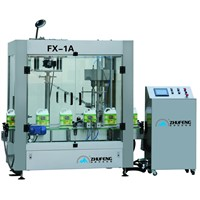 FX-1A Full-automatic Inline Single-head Capping Machine