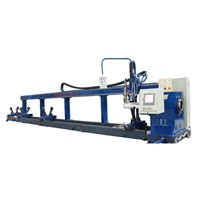 CNC intersecting line  cutting machine