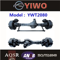 Payload 4000 kg front steer driving axle assembly