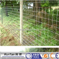 Corrosion Resistant high quality cattle fence