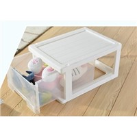 China Factory Price Plastic Storage Drawer Cabinet