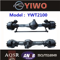 4500 kg front steerable drive axle assembly