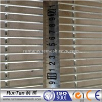 358 PVC and hot dipped galvanized anti-climbing fencing