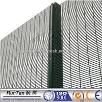 358 anti climb fence
