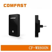 COMFAST CF- WR800N 300mbps High Gain Power Wifi Repeater AP